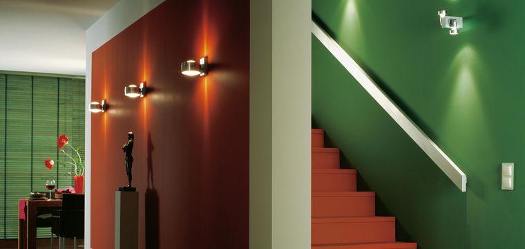 Beleuchtung Flur | Flur Und Diele Privathaus Licht