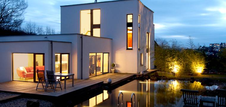 Privathaus: Licht.de