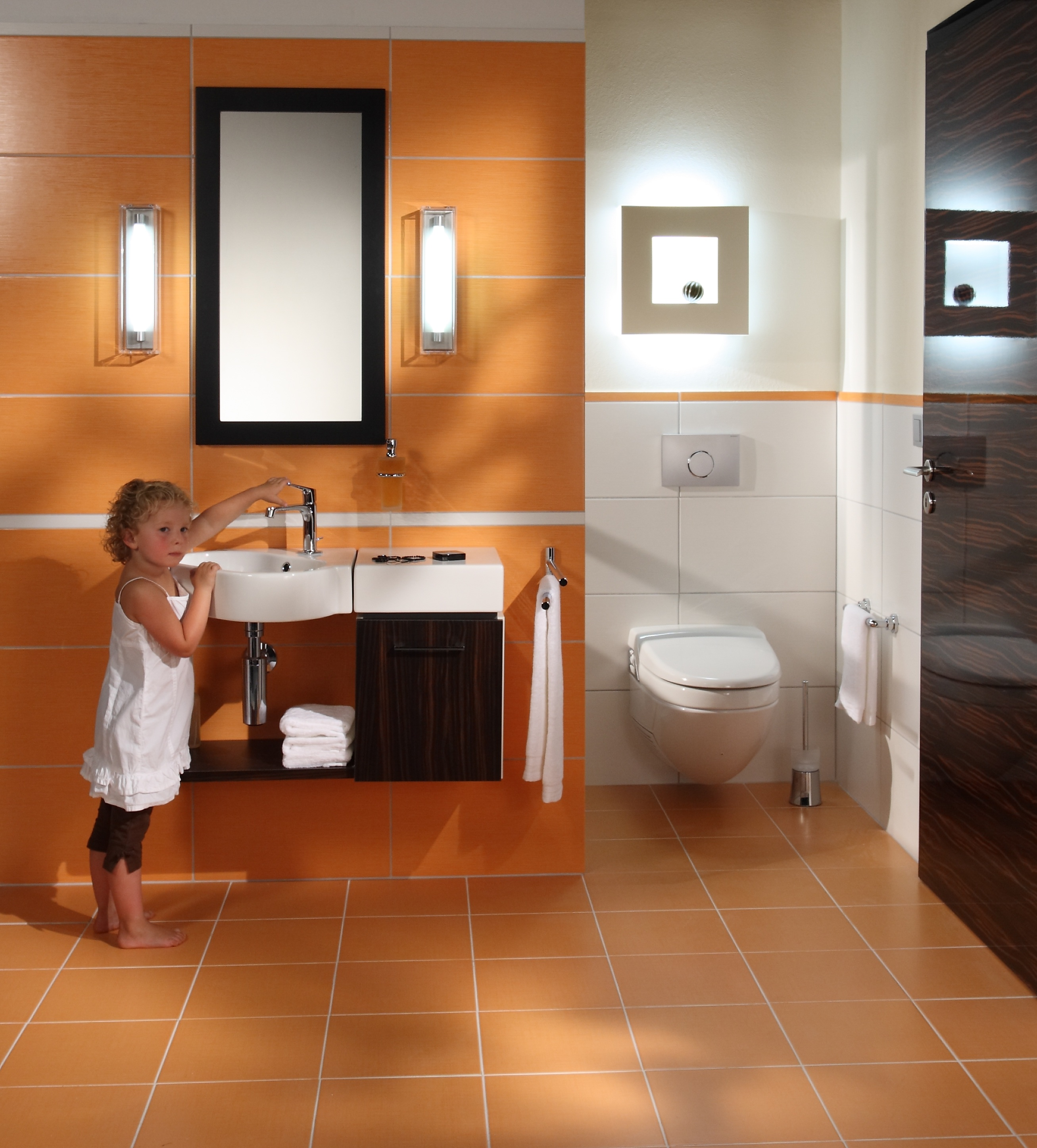 Badezimmer richtig beleuchten: licht.de