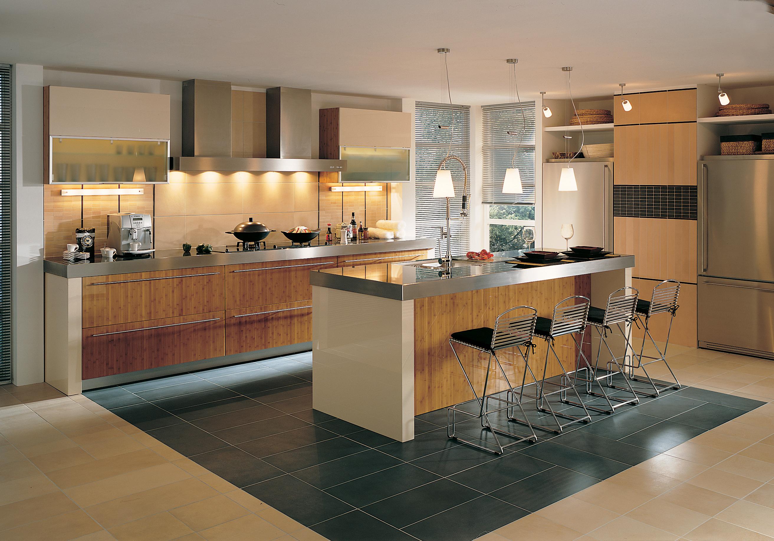 Beleuchtungsrezepte für die Küche: licht.de
